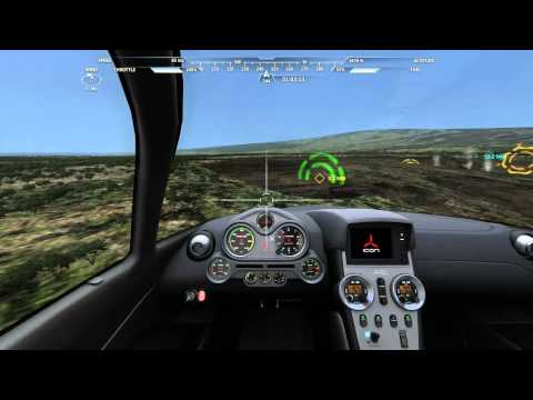 Microsoft flight na HD 5770 vapor-X