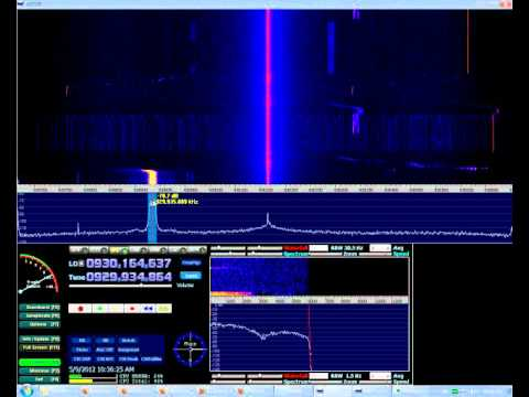 HDSDR + EzTV666 RTL2832U, Decoding pager data with PDW