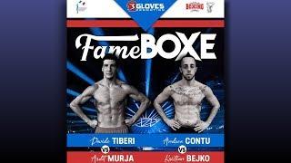 Fame Boxe - prima edizione -