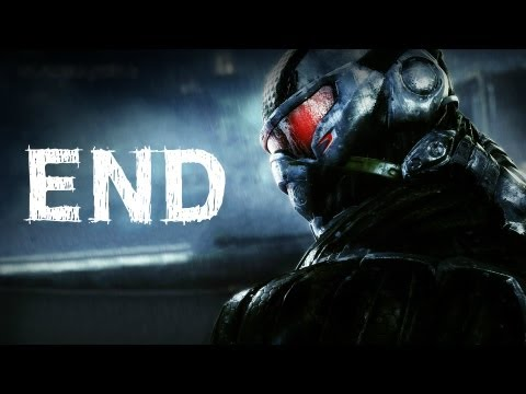 Crysis 3 Ending / Final Boss - Alpha Ceph - Gameplay Walkthrough Part 16