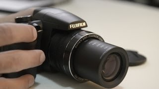 Fujifilm s4500 bridge camera