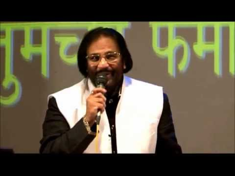 Mohankumar Bhandari 2012 At Momindia 40Th Anniversary  Celebration...