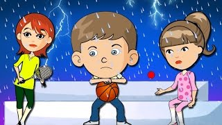 Rain Rain Go Away - Nursery  Rhymes For Children | Chikaraks