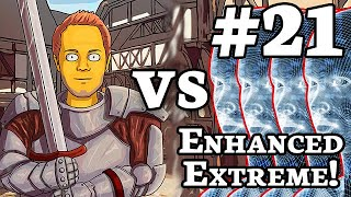 AOE2:DE | TheViper vs 4 Enhanced Extreme AI! 5th Attempt