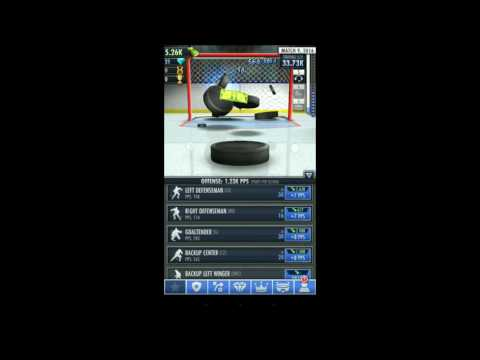 Hockey Clicker Android Game Play | Free Play