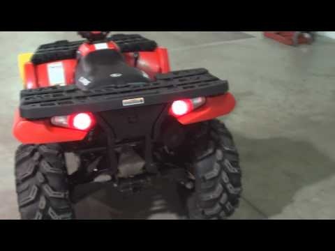 2008 Polaris 500 Sportsman ATV Quad Snow Plow Mudder used for sale Brantford. Ontario