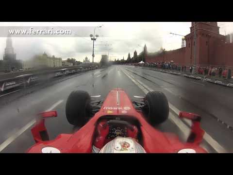 "A ""special"" on board lap with Kamui Kobayashi"
