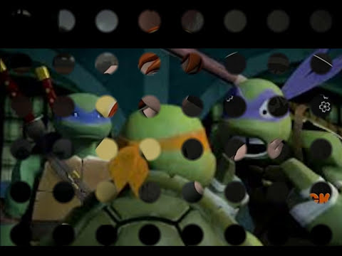 TMNT 2012 - April and Donnie - Unconditionally