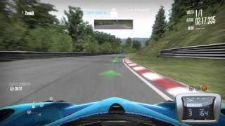 Need for Speed Shift Nordschleife