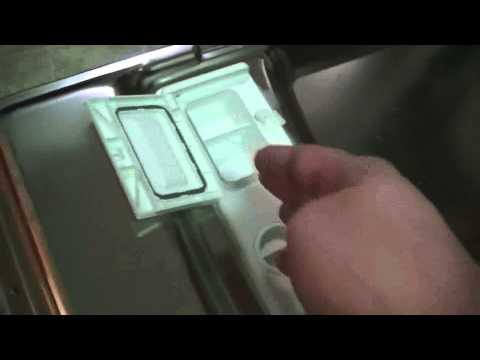 Danby Countertop Dishwasher Leaking : DANBY Portable Dishwasher DDW1899WP Quick How To Attach To Faucet ...