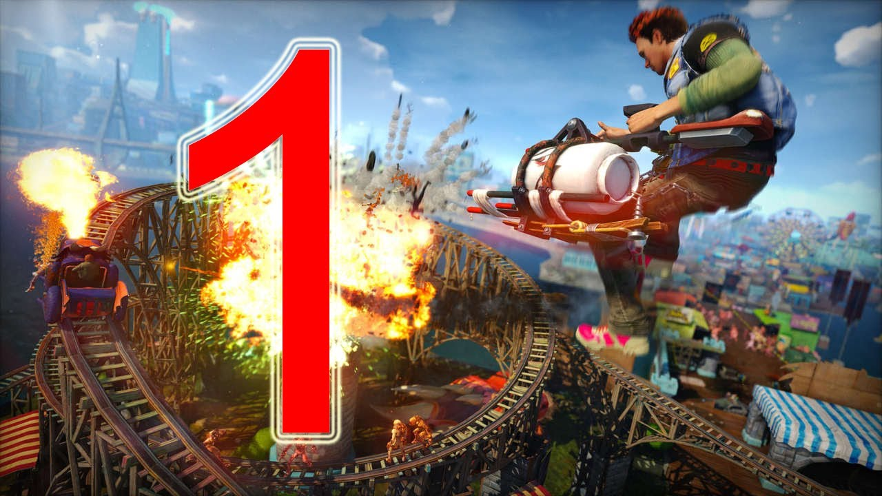 sunset overdrive walkthrough part - photo #36
