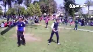 العائلات المصرية تغزو الحدائق في شم النسيم