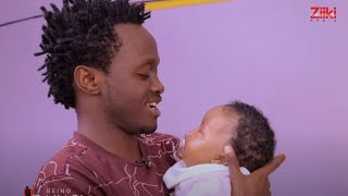 BEING BAHATI- Heartbreaking Cry During Baby Heavens First injection (S1 Episode 6 Short Preview)