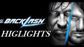 WWE Backlash 9/11/2016 Highlights ★ WWE Backlash 11th September 2016 Highlights