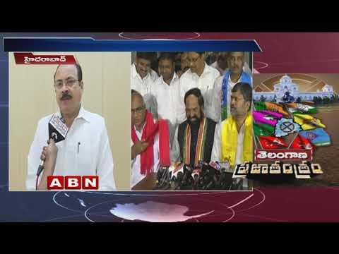 Mahakutami Will Form Government In Telangana  TDP Leader Peddireddy | Face To Face