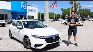 Is the 2019 Honda Insight the BEST Hybrid Car available?