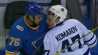 Komarov wants no part of Reaves