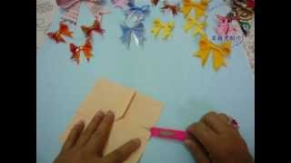 Origami  Ribbon  - 