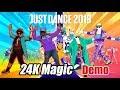 Just Dance 2018 Demo 24K Magic MEGASTAR Collab W Scary Mita mp3