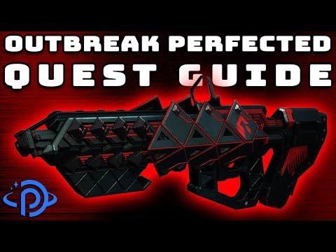 Как получить Outbreak Perfected в Destiny 2