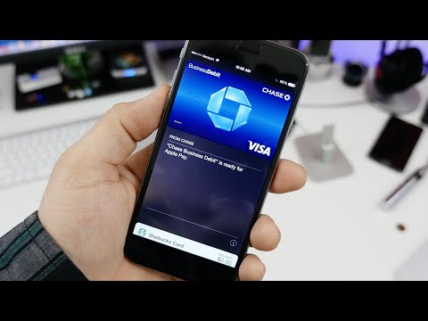 How to set up Apple Pay for iPhone 6 & 6 Plus! (iOS 8.1)