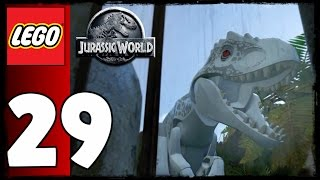 LEGO Jurassic World Gameplay Español Parte 29 - 1080p