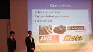 GSET 2012 Final Presentation - Exploring Electric Vehicles with PSEG