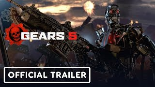 Gears 5 Terminator Dark Fate Official Trailer - E3 2019