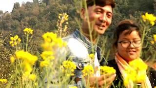 New Tamang Song shikhar pakhula\\Dance Copver By Raju Tamang group