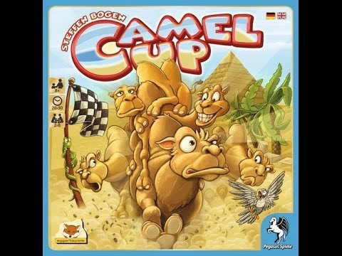 Camel Up Review
