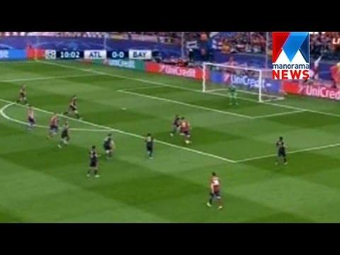 Champions league - Atletico madrid won | Manorama News