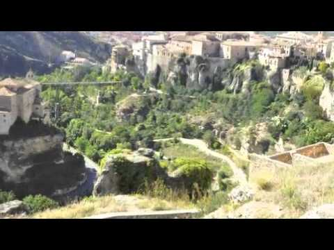 Mr Mike's trip to Cuenca, Spain