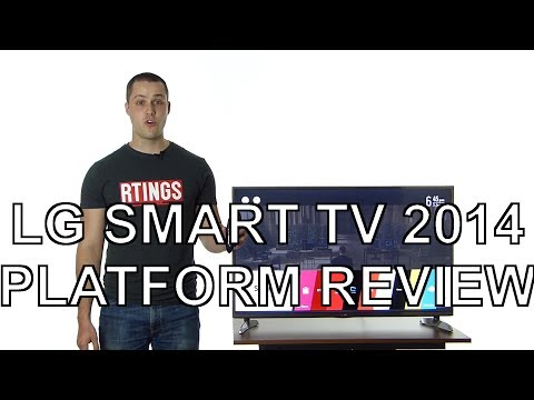 LG Smart TV Platform 2014 Review