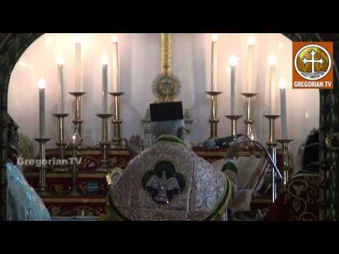 Holy Qurbana - Puthencavu St.mary's Orthodox Cathedral video