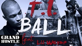 Клип T.I. - Ball ft. Lil Wayne