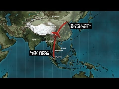 Malaysian airlines Flight - the real questions and facts - Tamil -part -01