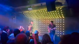 The Dunwells - Communicate & Blind Sighted Faith @ The Camden Assembly 13-12-2018-4k