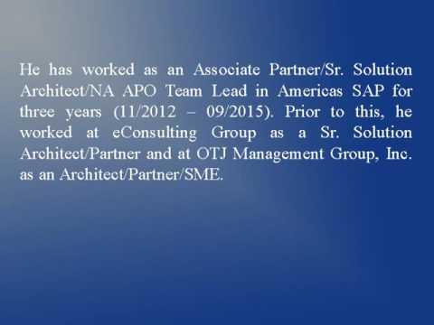 Dan Sulzinger Specializes In Supply Chain Management