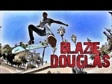 LINCOLN SKATE PLAZA QUICK EDIT WITH BLAZIE DOUGLAS !!