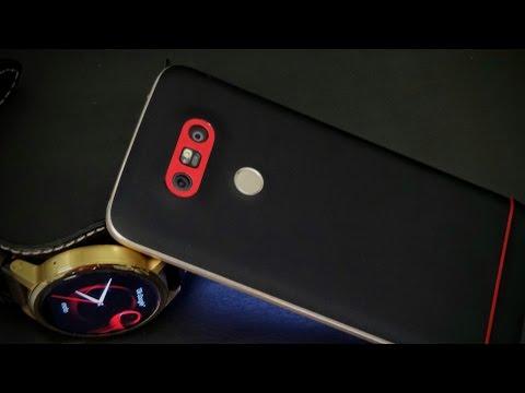 LG G5 D-brand applied
