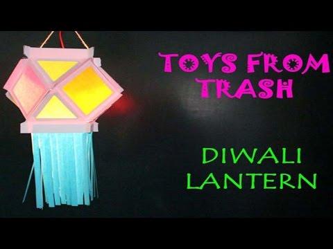 Diwali Lantern | Marathi | Dont curse Darkness Light a Lamp!