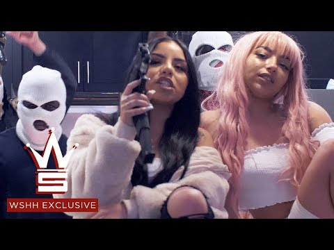 "Blaatina Feat. Stunna 4 Vegas ""Talk Yo Shit"" (WSHH Exclusive - Official Music Video)"