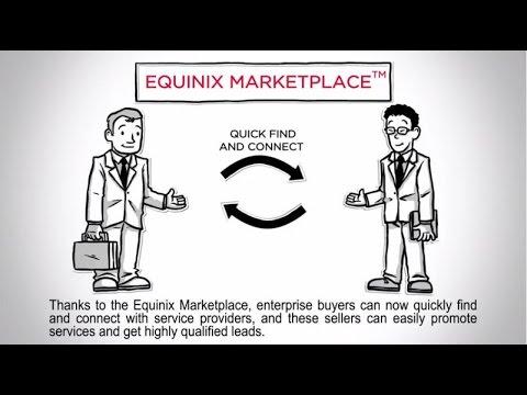Data Center Colocation: the Magic of Equinix Marketplace