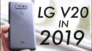 LG V20 In 2019! (Is It Still Worth It?) (Review)