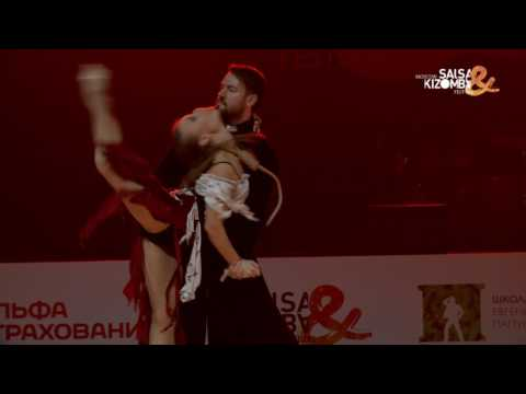 MSKFest 2017   Pavel Klimenko & Viktoria Bugayeva (Ukraine)