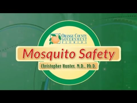 Mosquito Safety