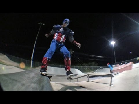 MAJER HALLOWEEN 2012 HD