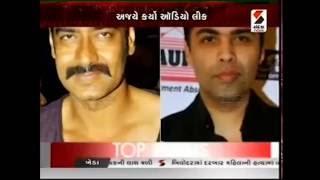 Karan Johar Opens Up About Ajay Devgn-KRK Controversy    Sandesh News