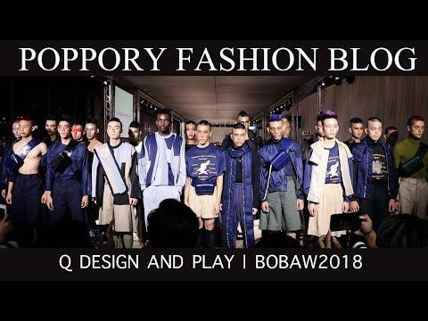 Q DESIGN AND PLAY    BOYS OF BANGKOK AW18   VDO BY POPPORY