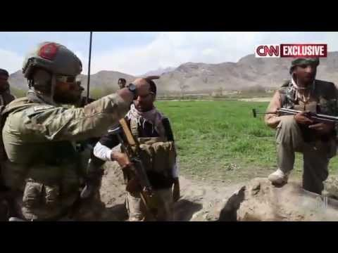 CNN Crew Caught in Real Firefight With Taliban